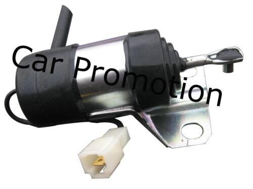 Stopmagnet Abschaltmagnet Magnetschalter Kubota Stop Solenoid