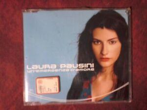 PAUSINI-LAURA-UN-039-EMERGENZA-D-039-AMORE-4-TRACKS-CD-SINGLE