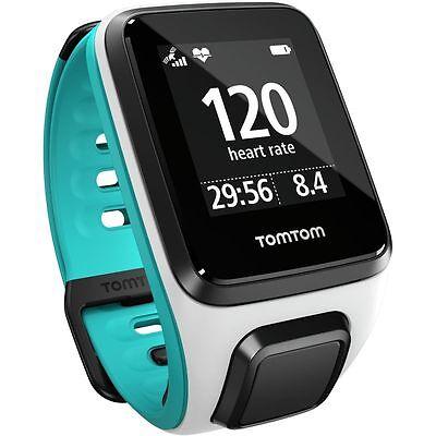 TomTom Spark 3 Cardio GPS Fitness Watch