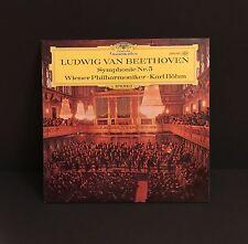 Beethoven Symphony No.5 Karl Bohm Vienna Philharmonic DG 2530 062 LP Record