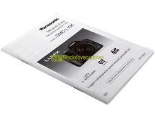 Libretto di istruzioni Panasonic DMC-L10K in italiano. Manuale utente.