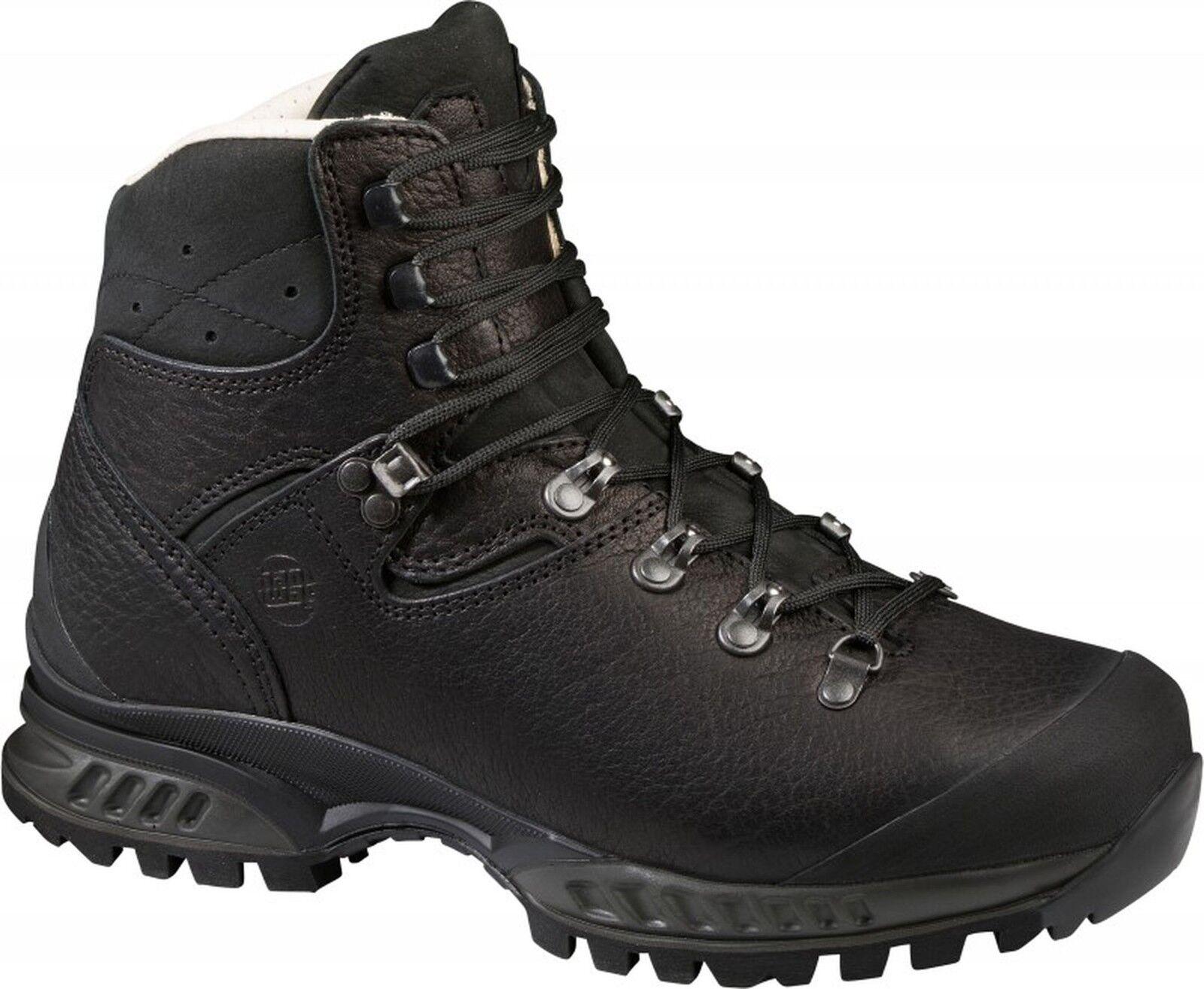 HANWAG Trekking Yak Schuhe Lhasa Größe 7,5 (41,5) schwarz  | München Online Shop