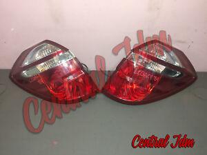 JDM-Subaru-Legacy-Outback-Wagon-BP9-BP5-Kouki-Genuine-Tail-Lights-Pair-2005-2009