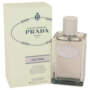 3e20859f7fd PRADA Infusion Iris Cedre for Women 3.4 Oz Eau De Parfum Spray 100 ...