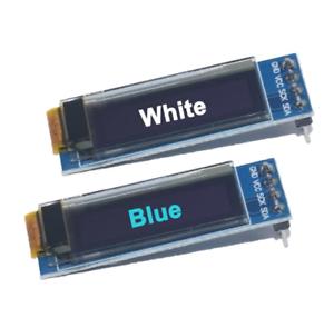 128X32-OLED-LCD-Display-Module-Arduino-0-91-034-I2C-IIC-Serial-Blue-White