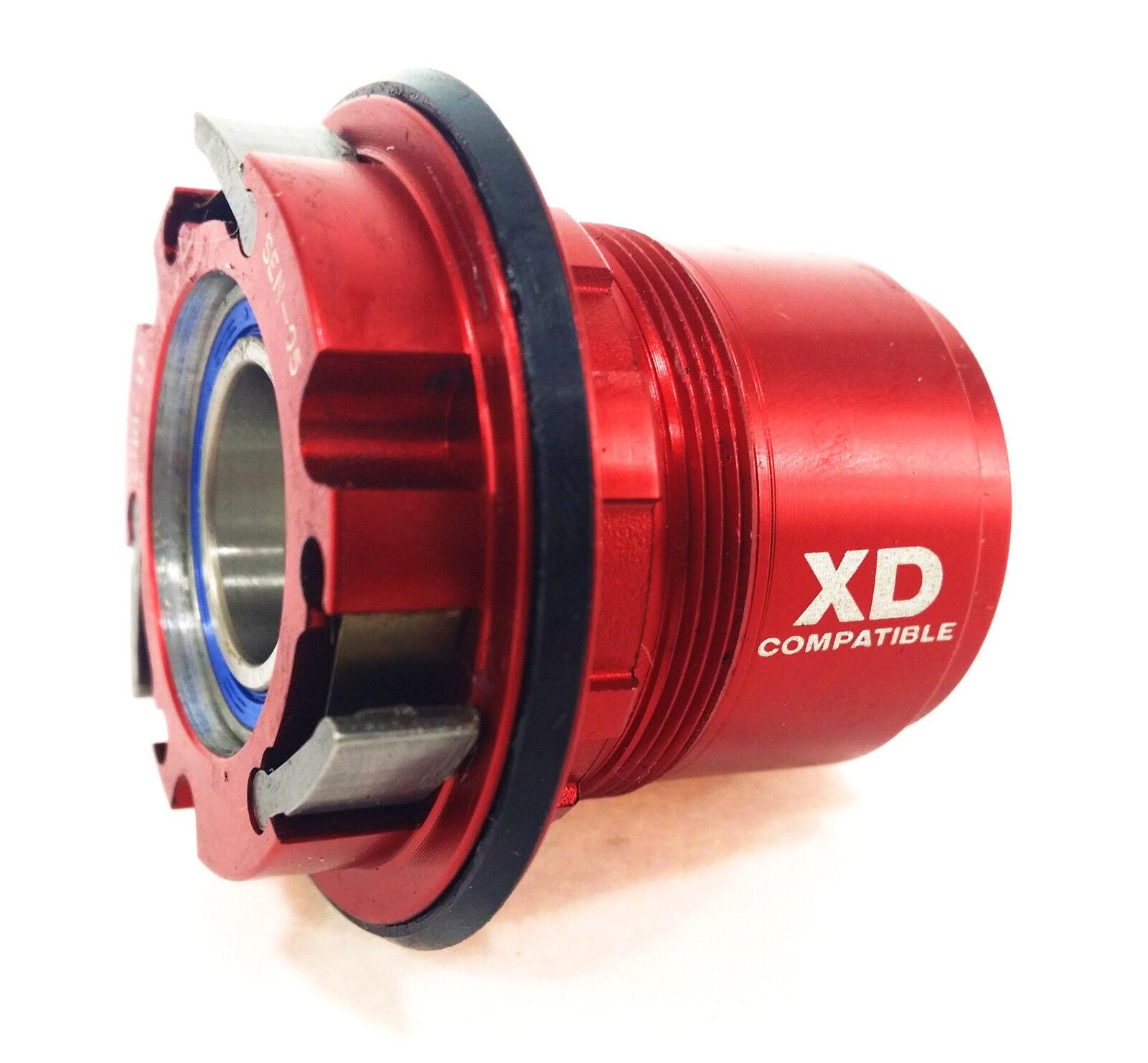 Stan's NoTubes 3.30 XD Driver Kit  Para 135mm QR  primera vez respuesta