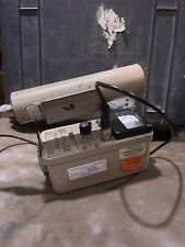 Ludlum Measurements Inc Model 3 Survey Meter With Gamma Scintillator Model 44 2