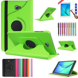 360-Rotatable-Leather-Stand-Case-Skin-For-Samsung-Galaxy-Tab-A-9-7-T550-T551-555