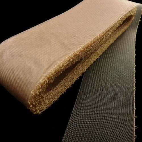 "Threaded Horsehair Braid // Crinoline Tan Gold 7 yards Piece  2/"" 5 cm"