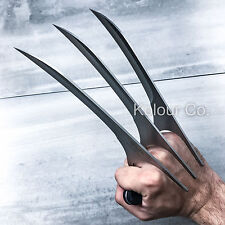 HUNTING WOLVERINE Claw Blade Fantasy Knife Combat XMEN Cosplay Halloween LOGAN