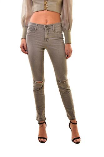 811k120rh gris Jeans J Brand pour Rrp skinny 208 taille 28 femmes Rip aq5wSvq