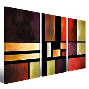 quadri moderni africani stampe su tela etnici 130 x 90 cm 3 tele modello xxl 5 ebay. Black Bedroom Furniture Sets. Home Design Ideas