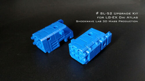 Shockwave Labs SL-52  Upgrade kit for LG-EX Dai Atlas,In stock