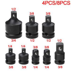 Driver-Socket-Adapter-Air-Impact-Kreuzgelenk-Reduzierersatz-Chrom-Vanadium-Stahl