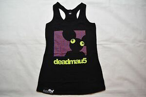 DEADMAU5-DOT-MATRIX-VEST-TOP-T-SHIRT-NEW-OFFICIAL-RECORD-PRODUCER-DJ-MIXER