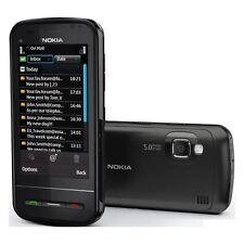 Nokia C6-00 - Black (Unlocked) Smartphone Mobile 5MP WiFi 3G Touchscreen Grade A
