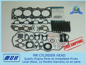 YD25 VRS Head Gasket Kit Head Bolt Set For Nissan Navara D40 Pathfinder R51 AL