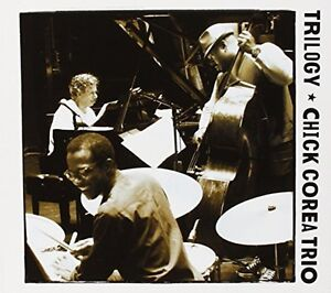 Chick-Corea-Trilogy-New-CD-Digipack-Packaging