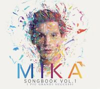 MIKA - SONGBOOK VOL.1 I PIU' GRANDI SUCCESSI - CD SIGILLATO 2013