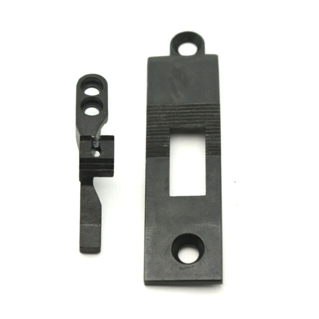 Needle Plate /& Feed Dog for Pfaff 145 1245 Walking Foot Sewing Machine 545