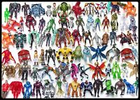 "BEN 10 4"" Action Figure Lot Many to Choose from...Alien Force,Ultimate + More!"