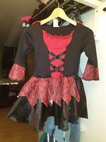 Fastelavnskostume pige, Vampyr pige kjole