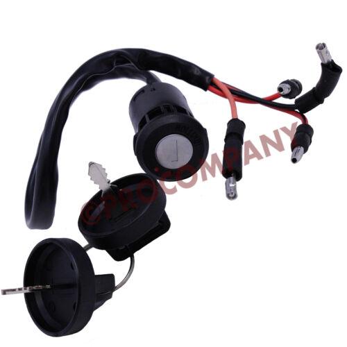 Ignition Key Switch for Honda TRX300FW Fourtrax 4x4 1990-2000 TRX 300 ATVs