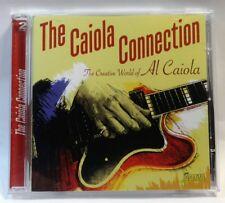Caiola Connection by Al Caiola (CD, Sep-2016, 2 Discs, Jasmine Records)