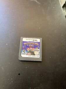 Elf Bowling 1 & 2 Nintendo DS Game Only Authentic