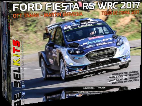 Belkits Ford Fiesta RS WRC  2017 Hebrew Tour de Corse 1 24 bel013  60% de réduction