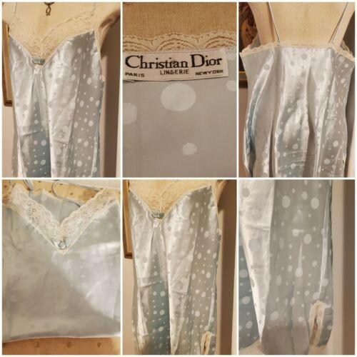 Christian Dior Silk Camisole- Made in USA Size- La