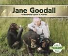Jane Goodall: Chimpanzee Expert & Activist by Grace Hansen (Paperback, 2017)
