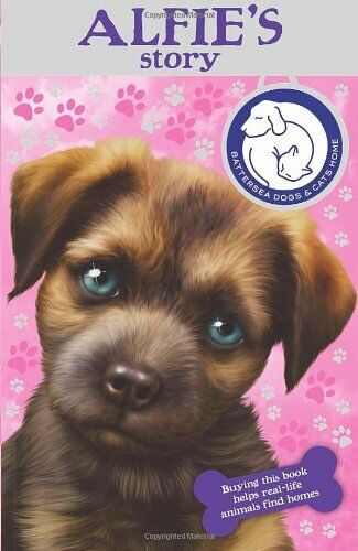 Battersea Dogs & Cats Home: Alfie's Story-Battersea Dogs and Cats Home
