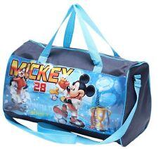 Disney Mickey Maus Sport Tasche Sporttasche Kinder Reisetasche Trainingstasche