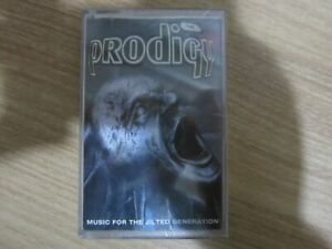 Prodigy-Music-For-The-Jilted-Generation-Korea-Cassette-Tape-SEALED-NEW