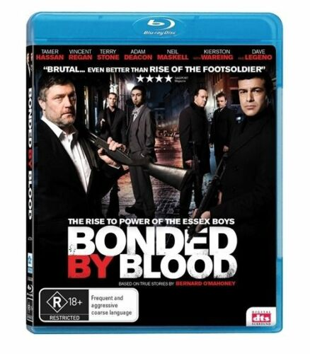 1 of 1 - Bonded By Blood (Blu-ray, 2011) ACTION [REGION B] NEW/SEALED