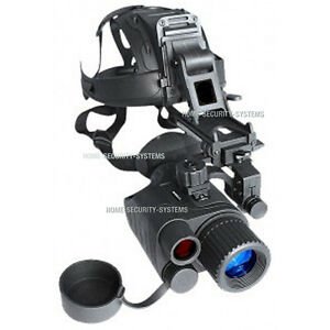 Monocular-Night-Vision-IR-Game-Tracker-Goggle-Head-Mounted-Kit-Security-Gen
