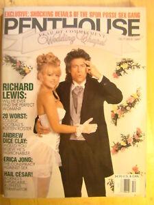 Details about Penthouse Magazine October 1993 Stacy Moran Levena Holmes  Richard Lewis