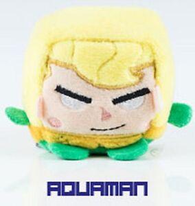 Kawaii Cubes Aquaman DC Comics Plush