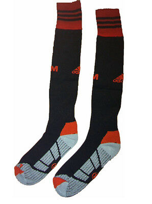 Selbstlos Adidas Olymypique Marseille - Fussball Socken Stutzen Braun 37-39 40-42