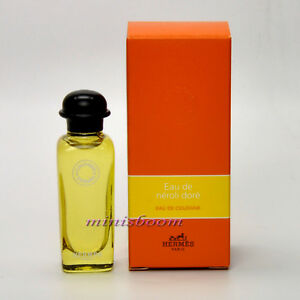 Mini Hermes Neroli Box De Bottle 7 In Edc Ml Perfume Dore 5 Details New Eau About Miniature l3K1TFucJ