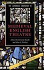 The Cambridge Companion to Medieval English Theatre by Cambridge University Press (Hardback, 2008)