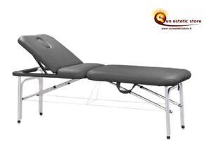 Lettino Pieghevole Estetica.Dettagli Su Lettino Massaggio Pieghevole Trasportabile Estetica Bellezza Benessere Massaggi
