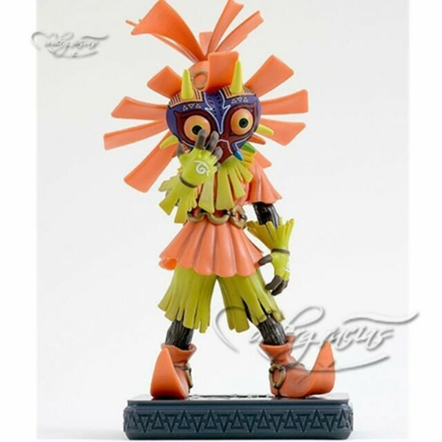 The Legend of Zelda Majora's Mask 3D SKULL KID Collectible Figurine without Box
