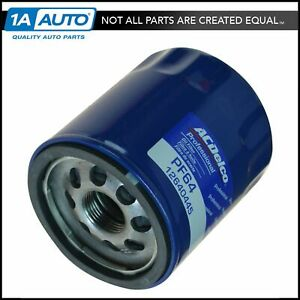 Image Is Loading Ac Delco Pf64 Engine Oil Filter For Buick