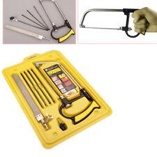 Omaha Tool 70206 Professional Saw Set 3pc Utility Hacksaw Bow Saw Hand Saw