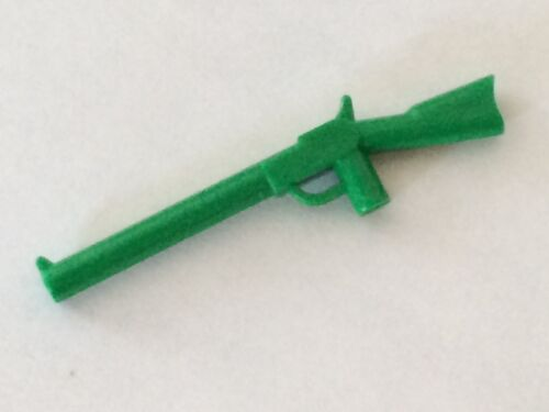 *NEW* 10 Pieces Lego Minifig Weapon Gun GREEN RIFLE