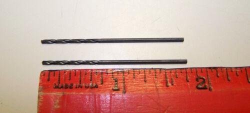 NOS #56 56 No Number 56 HSS Twist Drill Bit by Chicago-Latrobe USA