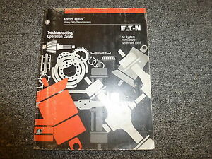 Eaton Fuller RTLO-10 & 2/3 Speed Transmission Air System