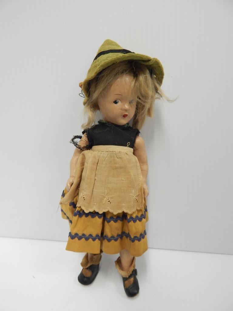 Madame  Alexeer Wendy Ann Composizione Swiss Girl Bambola  prezzi equi